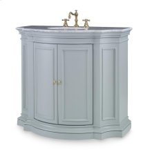 Conference Sink Chest - Grey / Blue