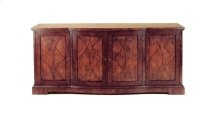Bow-Front Buffet