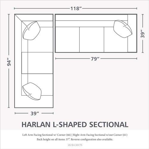 Harlan U-Shaped Sectional