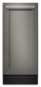 1.4 Cu. Ft. Built-In Trash Compactor - Panel Ready Product Image