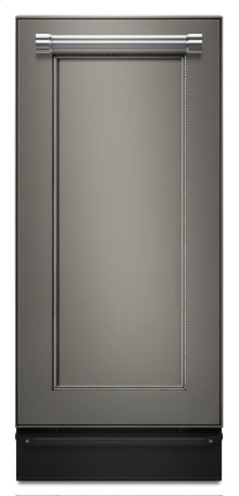 1.4 Cu. Ft. Built-In Trash Compactor - Panel Ready