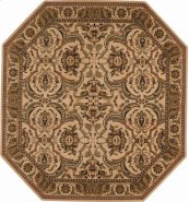 HARD TO FIND SIZES GRAND PARTERRE PT06 BEIGE RECTANGLE RUG 13' x 13'8''