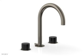 BASIC II Widespread Faucet 230-03 - Pewter