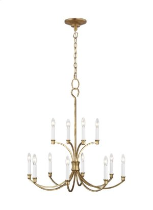 12 - Light Chandelier Product Image