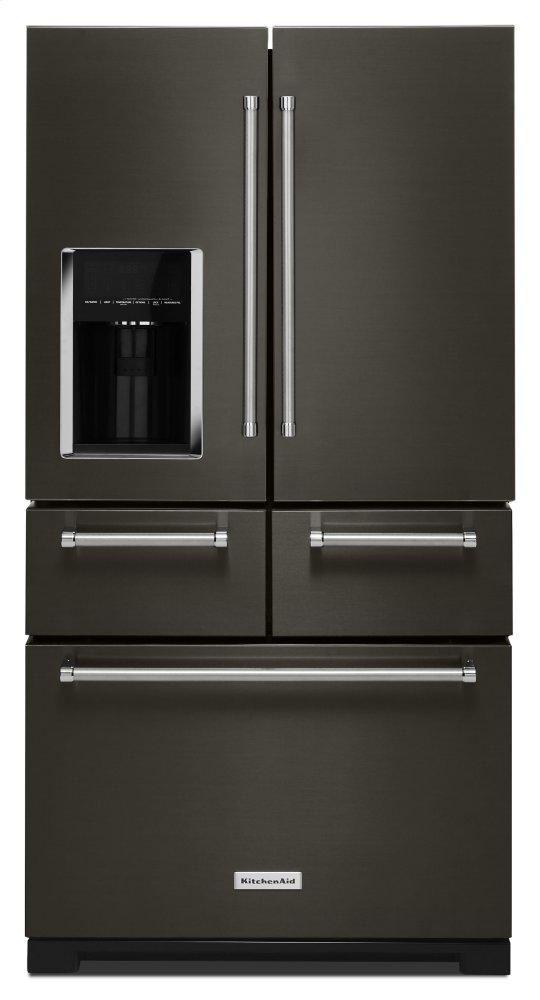 krmf706ebs in black stainless by kitchenaid in medford wi 25 8 cu rh kandbrefrigeration com