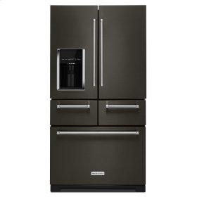 "25.8 Cu. Ft. 36"" Multi-Door Freestanding Refrigerator with Platinum Interior Design - Stainless Steel with PrintShield™ Finish"