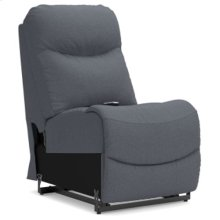 James Power La-Z-Time® Armless Recliner