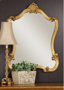 Walton Hall Gold Vanity Mirror