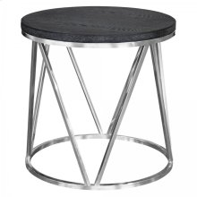 Armen Living Vivian Contemporary End Table