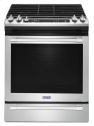 30-INCH WIDE SLIDE-IN GAS RANGE WITH TRUE CONVECTION AND FIT SYSTEM - 5.8 CU. FT. Product Image
