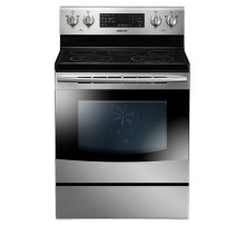 NE594R0ABSR 5.9 cu. ft. Large Capacity Electric Range (Stainless)