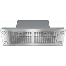 DA 2390 Insert ventilation hood with energy-efficient LED lighting and backlit controls for easy use.