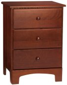Bayview 3 Drawer Night Stand Product Image
