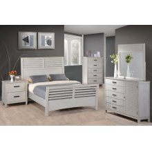 Dalton Grey Bedroom