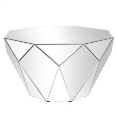 Faceted Accent Table Product Image