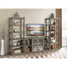 Dara Two - Etagere - Gray Wash Finish Product Image