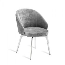 Amara Dining Chair - Grey