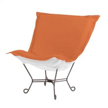 Marisol Chair Sunbrella, ORANGE, CHAIR