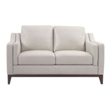 6364 Helena Loveseat 177135 Granite