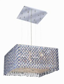1294 Moda Collection Hanging Fixture Chrome Finish