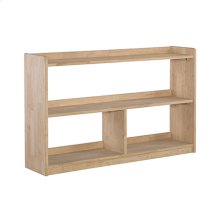 SH-14830 Abby 48''W Divided Bookcase