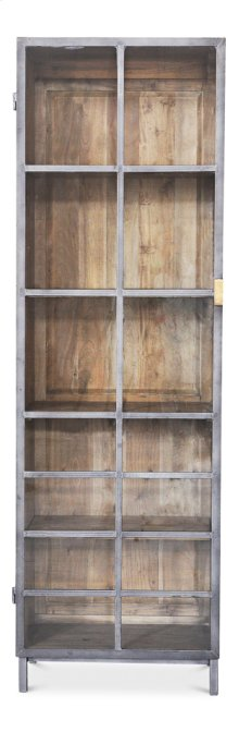 A Gem Of A Handle Display Cabinet, Left