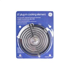 "8"" Plug-In Cooking Element"