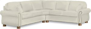 Benjamin Sectional (Two-Piece) (Fabric)