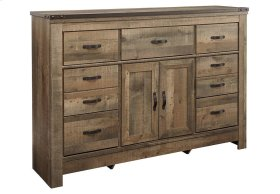 Dresser with Fireplace Option
