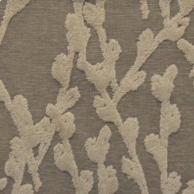 Flora Charcoal Fabric
