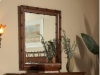 Bamboo Mirror Product Image