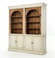 Stanford 2 Part Cabinet-swedish Lt Grey