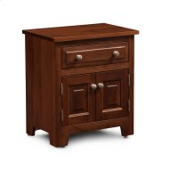 Homestead Nightstand with Doors Product Image