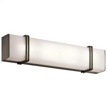 "Impello Collection Impello 24"" Linear LED Bath Light OZ"