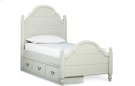 Inspirations by Wendy Bellissimo - Morning Mist Underbed Storage Drawer Product Image