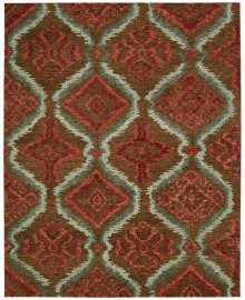 Tahoe Modern Mta06 Brnrd Rectangle Rug 7'9'' X 9'9''