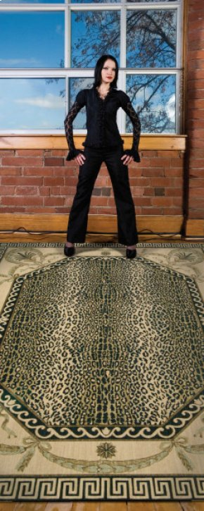 VALLENCIERRE VA03 MTC RECTANGLE RUG 9'9'' x 13'9''