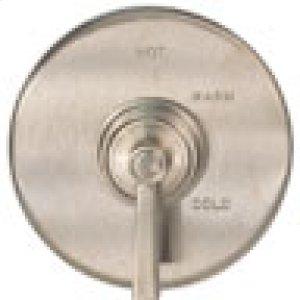 Satin Nickel - PVD Diverter/Flow Control Handle