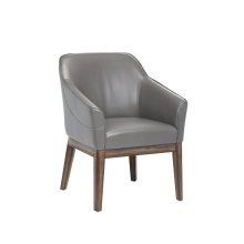 Dorian Armchair - Grey