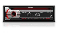Philips CarStudio Car audio system CEM2101 CD USB