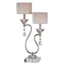 Krystal Table Lamp