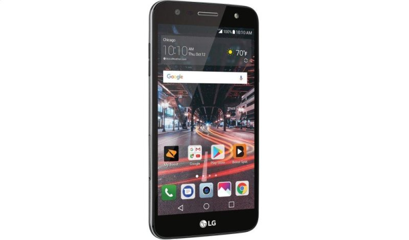 SP320BOOST in by LG in Woodruff, WI - LG X charge Boost Mobile
