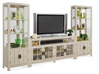 70258 SAYBROOK II BUNCHING TV CABINET, & 70353 PIER CABINET Product Image