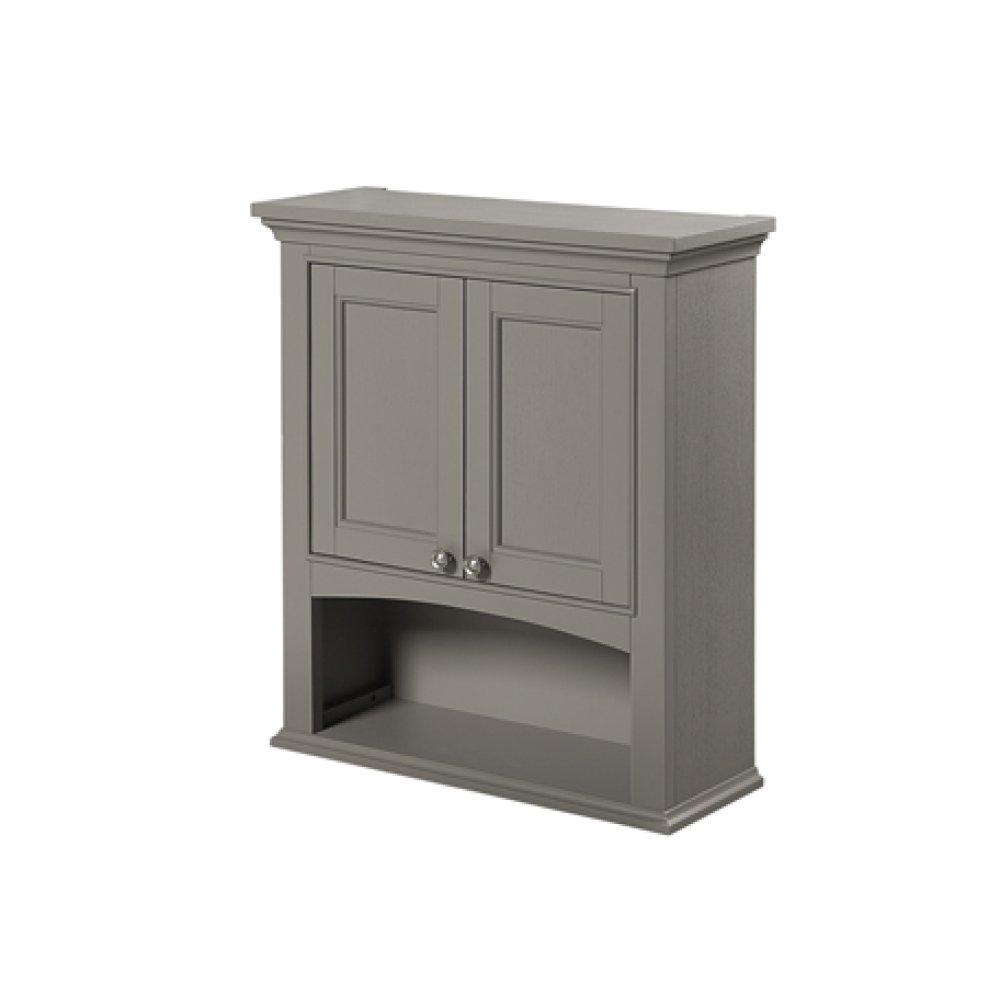 "Smithfield 24"" Bath Valet - Medium Gray"