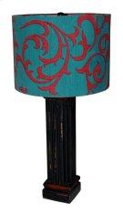 National Lamp Base w/ Shade Product Image