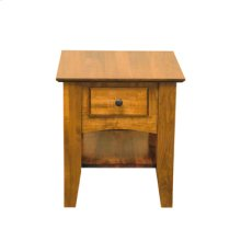 Jamestown Square End Table