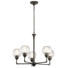 Niles Collection Niles 5 Light Chandelier OZ