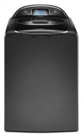 Cosmetallic Whirlpool® Vantage™ ENERGY STAR® Qualified 5.2 cu. ft. High-Efficiency Top Load Washer