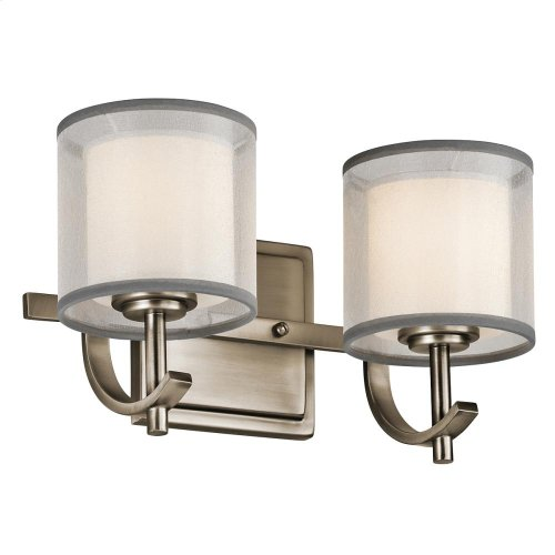 Tallie Collection Tallie Bath 2 Light AP
