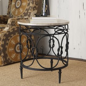 Knotted Side Table